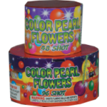 Color Pearl Flower, 48s, 96s-200g